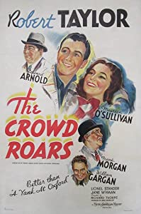 The Crowd Roars Howard Hawks