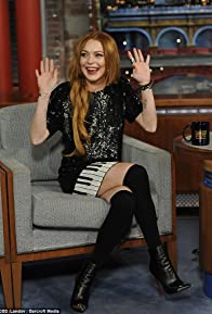 Primary photo for Lindsay Lohan/Jamie Edwards, Youngest Person to Build a Nuclear Fusion Reactor/Real Estate
