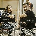 Laura Alvea and José Ortuño in Ánimas (2018)