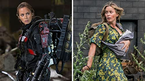 """John Krasinski, Emily Blunt, Cillian Murphy and the rest of the cast of 'A Quiet Place Part II"""" let us know how some of the other characters they've played would fare in the Quiet Place."""