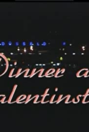 Dinner am Valentinstag Poster