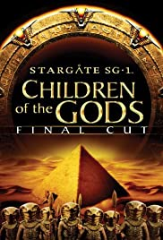 Stargate SG-1: Children of the Gods - Final Cut Poster