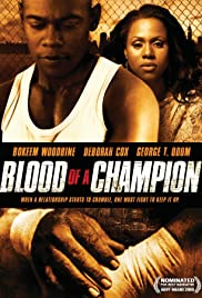 Blood of a Champion Poster