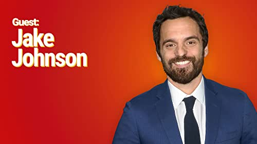 """Actor Jake Johnson joins Ian de Borja to discuss his new animated show, """"Hoops,"""" his character's future in 'Jurassic World: Dominion,' and the movies that changed his life."""