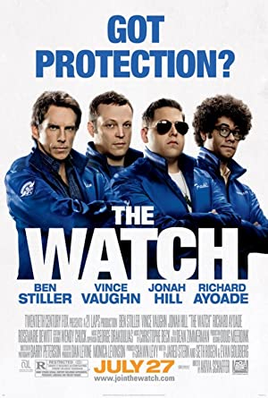 Movie The Watch (2012)