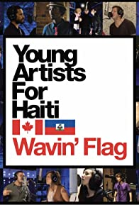Primary photo for Young Artists for Haiti: Wavin' Flag