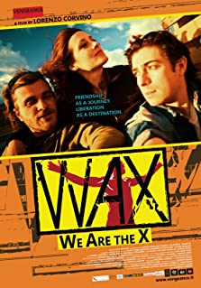 WAX: We Are the X (2015)
