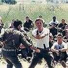 Alon Aboutboul, Sharon Alexander, Shaul Mizrahi, and Dan Toren in Ehad Mishelanu (1989)