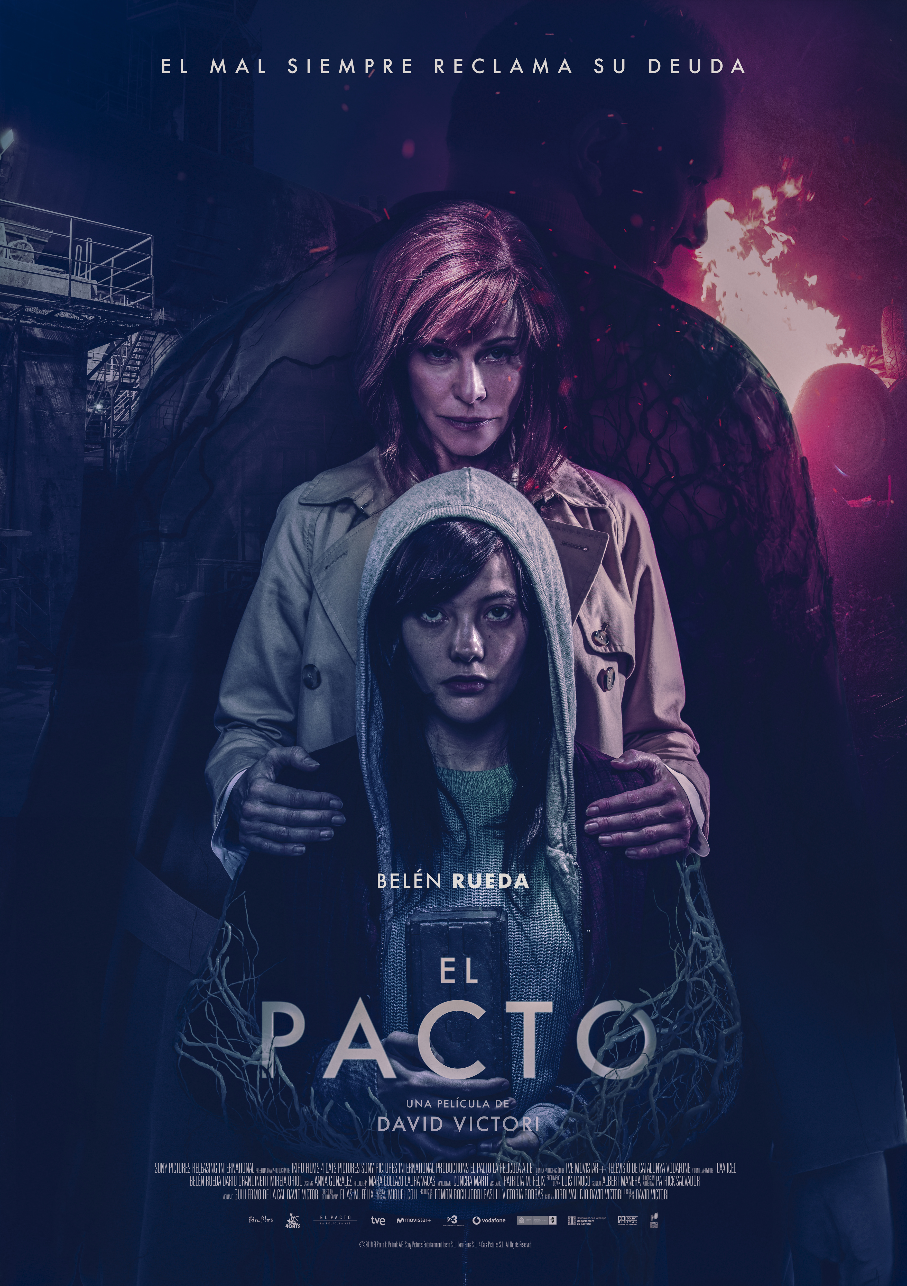 the pact 2018 spanish