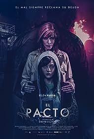 Belén Rueda and Mireia Oriol in El pacto (2018)