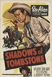 Shadows of Tombstone Poster