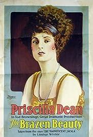 The Brazen Beauty Poster