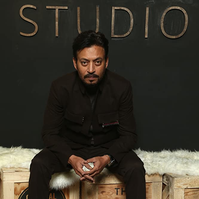 Irrfan Khan at an event for Puzzle (2018)
