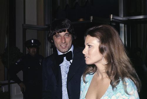 Raquel Welch and Joe Namath circa 1970s