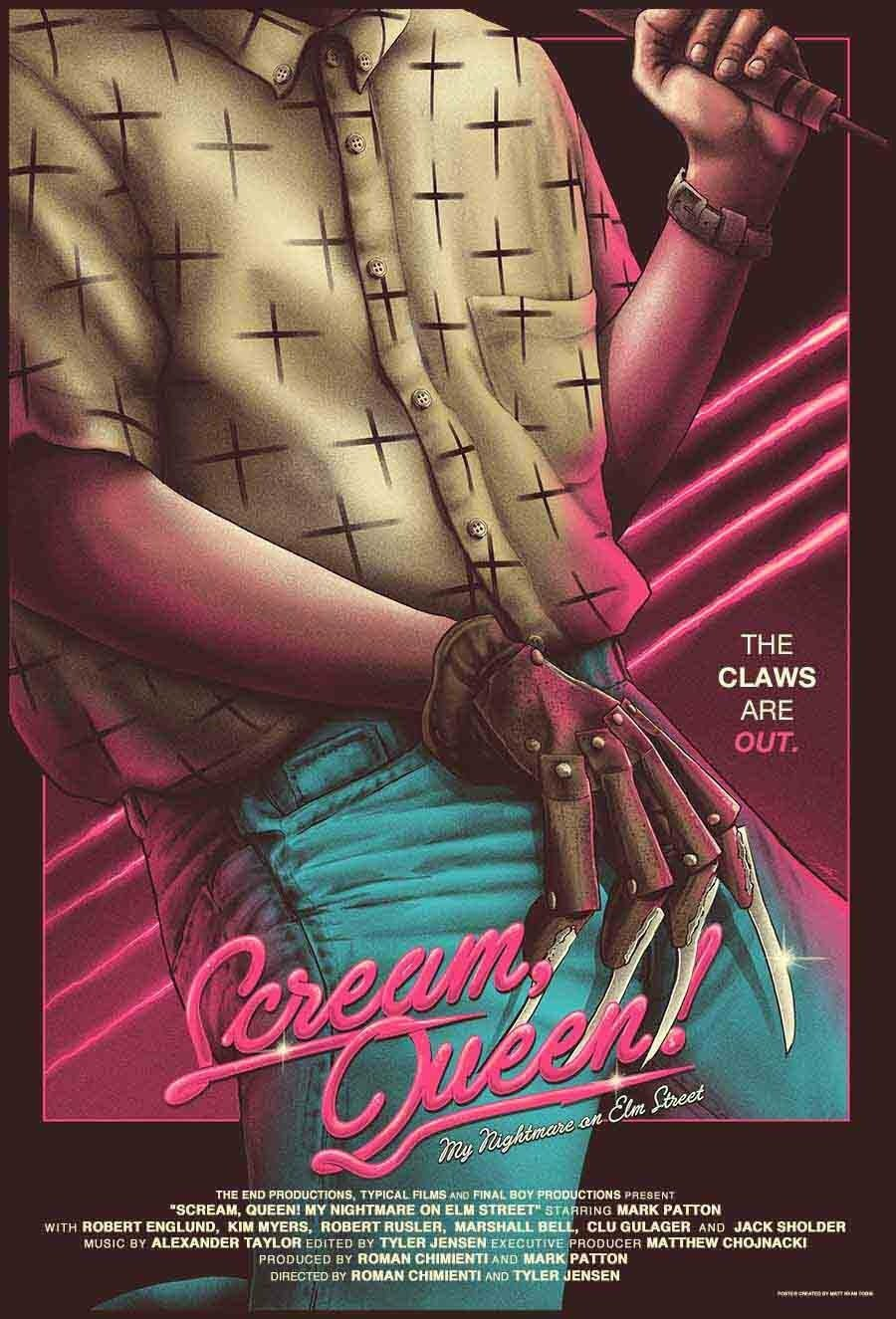 Image result for scream queen my nightmare on elm street