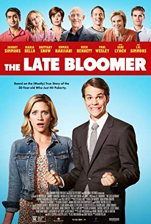 The Late Bloomer poster