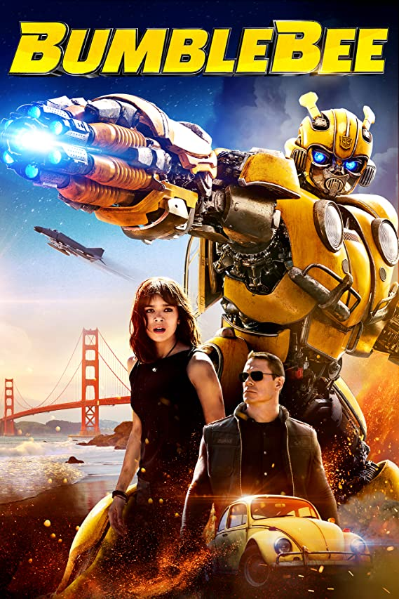 Bumblebee 2014 Hindi Dual Audio 720p BluRay 1GB x264