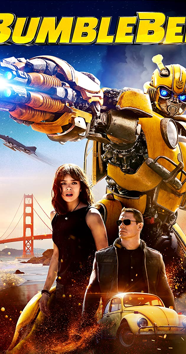 Bumblebee (2018) [BluRay] [720p] [YTS.AM]