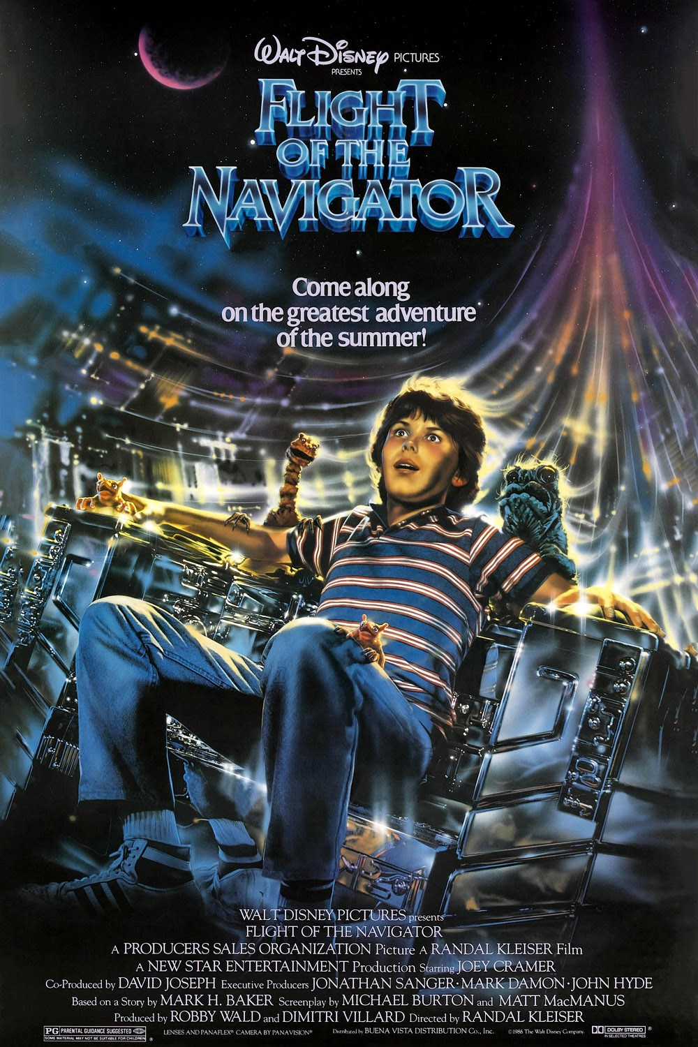 Flight of the navigator 1986 imdb malvernweather Images