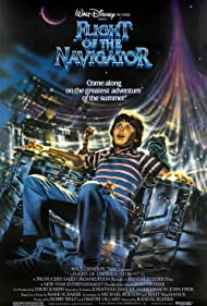 Joey Cramer in Flight of the Navigator (1986)