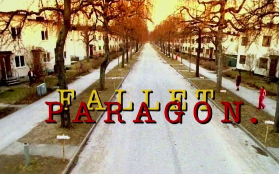 Fallet Paragon (1994)