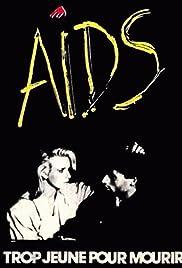 AIDS: Love in Danger Poster