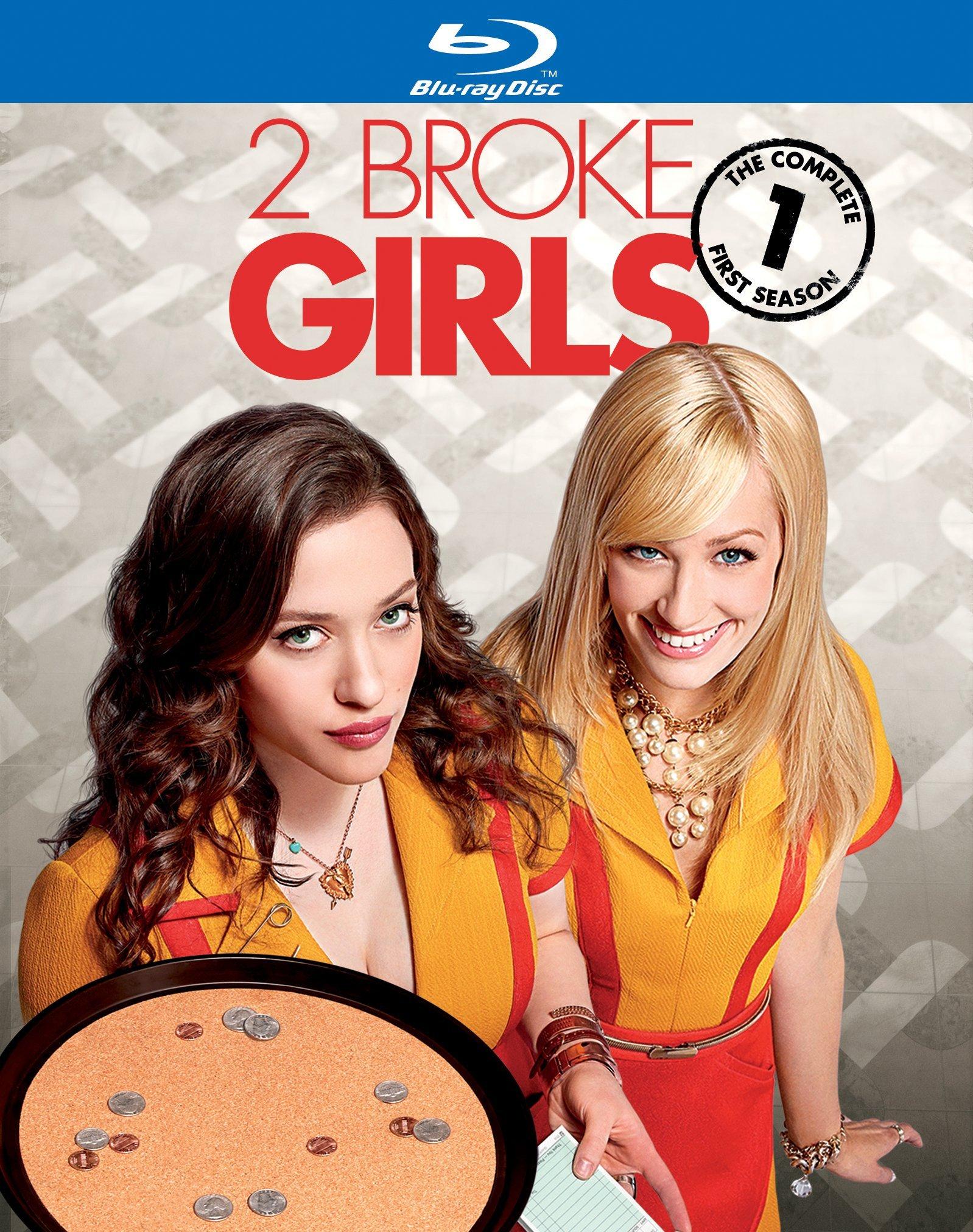 2 Broke Girls: 2 Girls Going for Broke (Video 2012) - IMDb