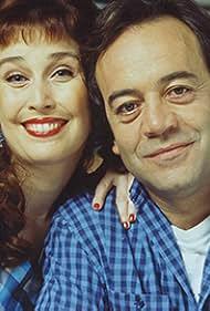 Verónica Forqué and Tito Valverde in Pepa y Pepe (1995)