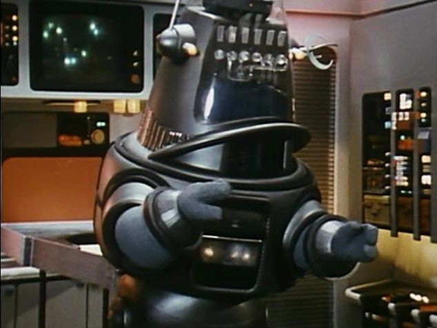 Robby the Robot in Ark II (1976)