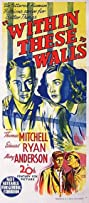 Within These Walls (1945) Poster