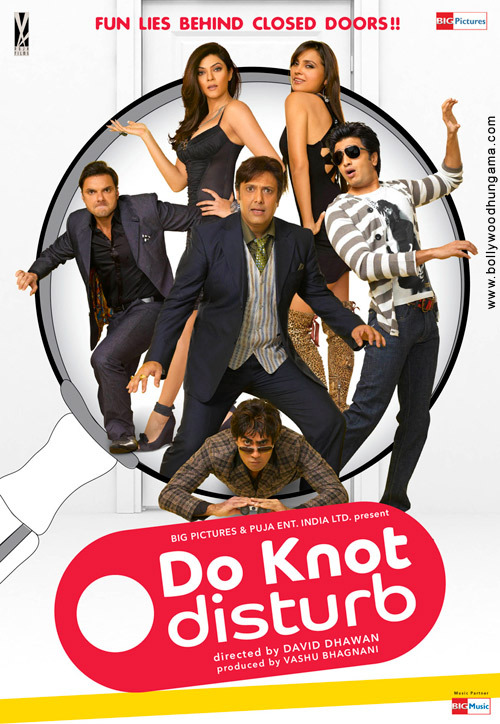 Do Knot Disturb 2009 Hindi 398MB HDRip ESubs Download