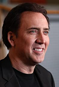Primary photo for Nicolas Cage