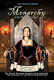 Monarchy with David Starkey Poster