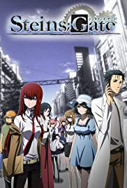 Steins;Gate Poster - TV Show Forum, Cast, Reviews