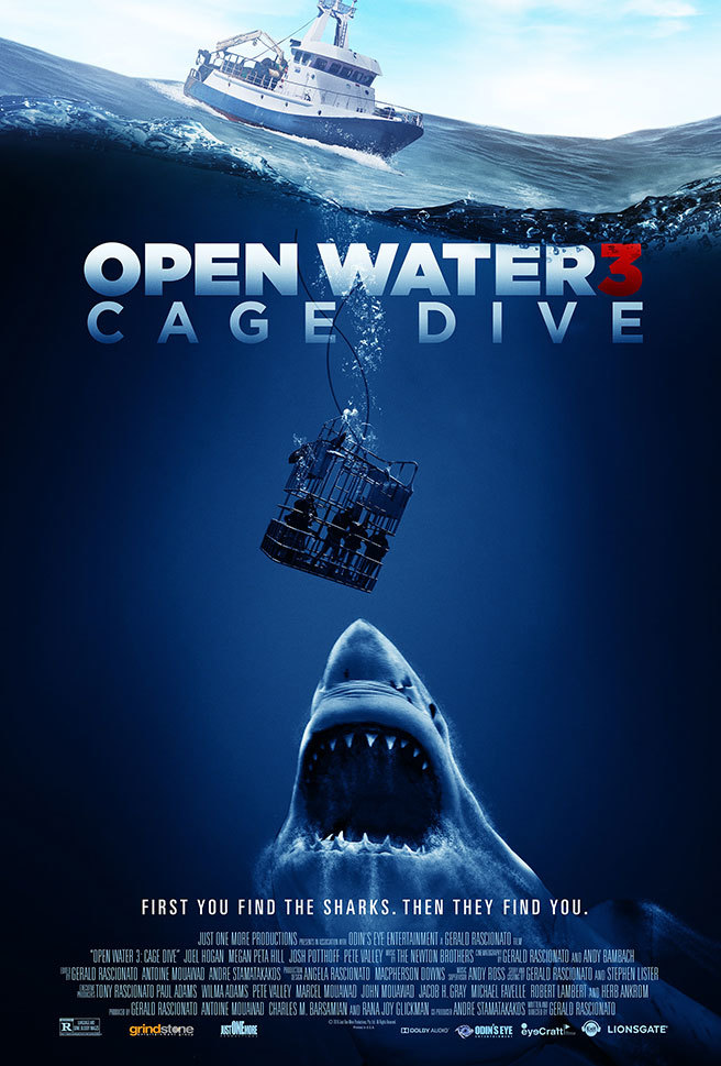 Open Water 3 Cage Dive 2017 Dual Audio Hindi 290MB BluRay ESub Download