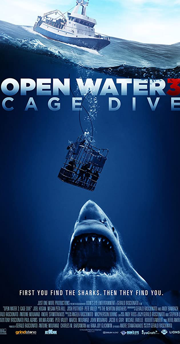 Open Water 3: Cage Dive (2017) - News - IMDb