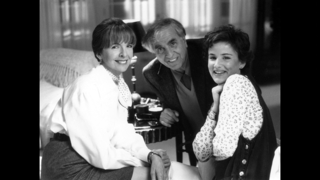 Diane Keaton, Juliette Lewis, and Garry Marshall in The Other Sister (1999)