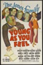 Young as You Feel (1940) Poster