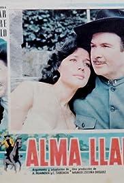 Alma llanera Poster