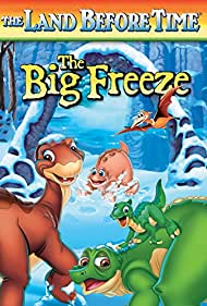 The Land Before Time VIII: The Big Freeze (2001) Poster - Movie Forum, Cast, Reviews