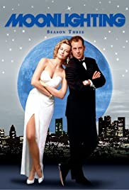 Moonlighting (Pilot) Poster