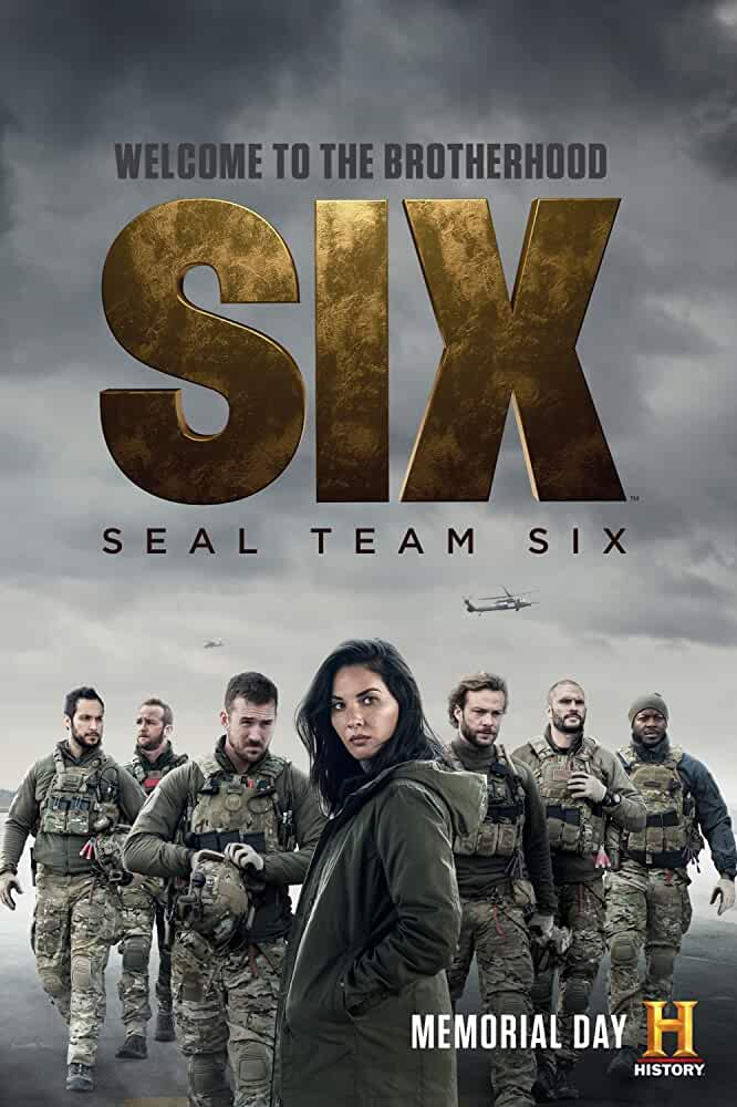 SIX (2020) Season 1 Episode 6 Hindi (History TV18)