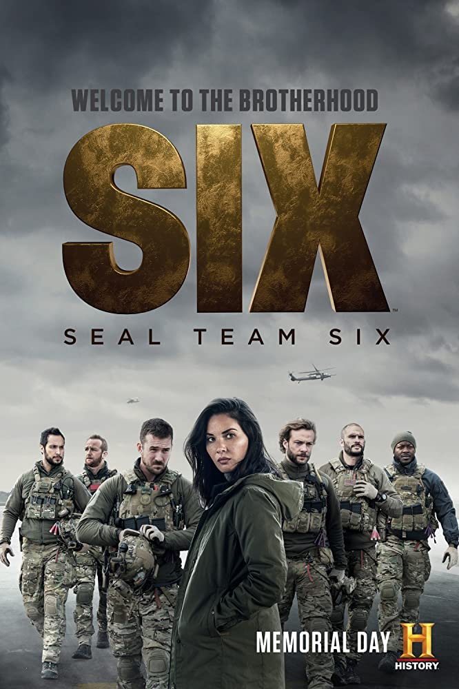 Six (2020) S01E06 Hindi Dual Audio 720p HistoryTV HDRip ESubs 300MB