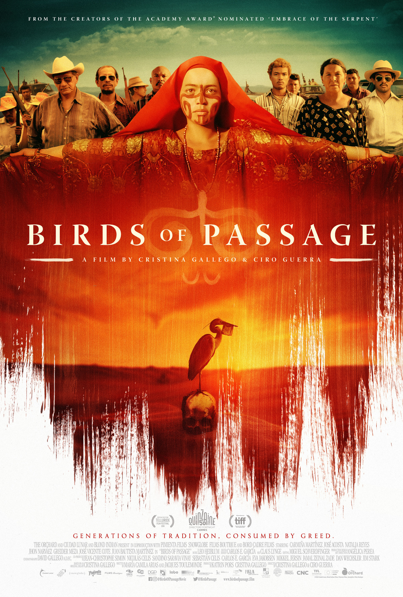 BIRDS OF PASSAGE (2018) / PAJAROS DE VERANO