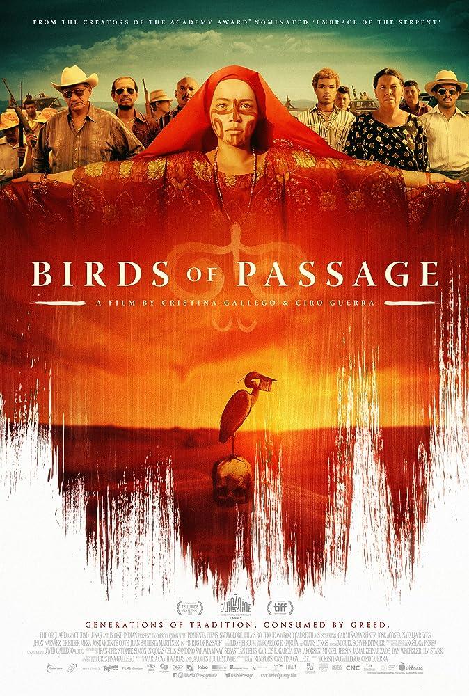 Pájaros de verano (2018) aka Birds of Passage