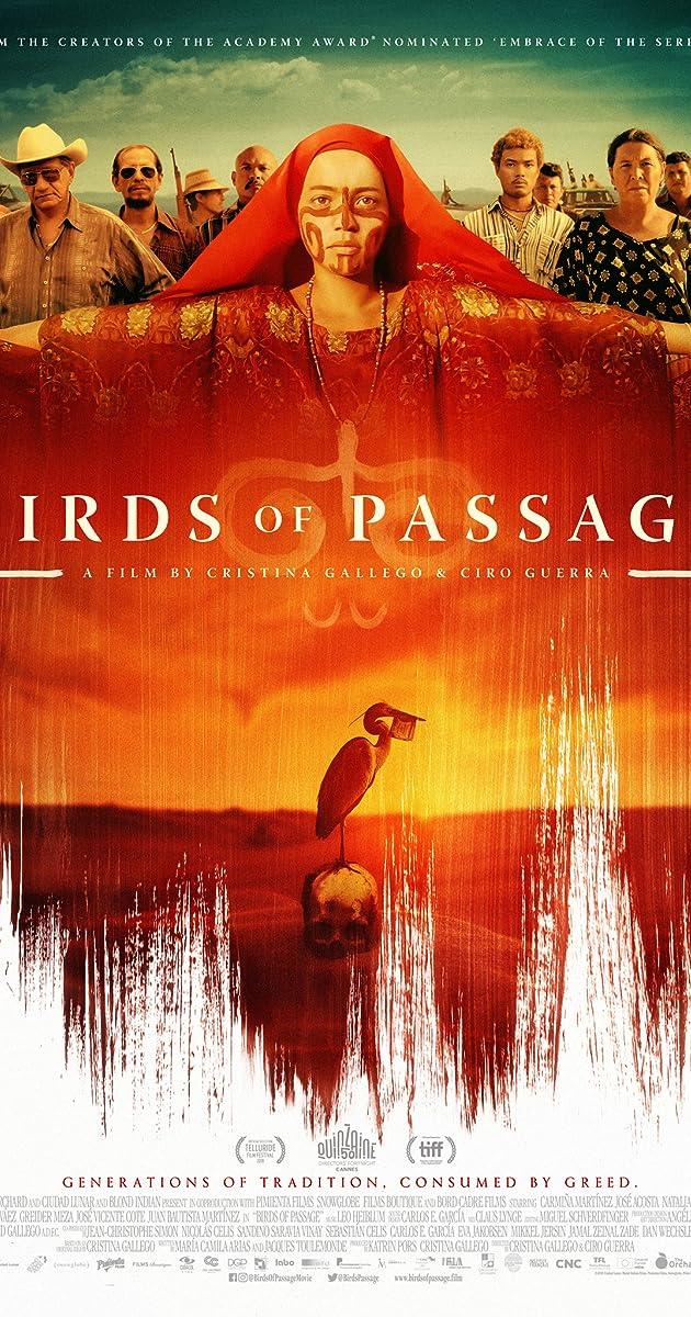 Subtitle of Birds of Passage