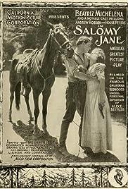 Salomy Jane Poster