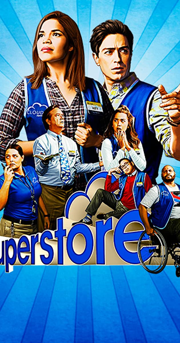 Superstore Tv Series 2015 Full Cast Crew Imdb