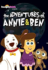The Adventures of Annie & Ben Poster