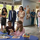 Catherine Zeta-Jones, Teagle F. Bougere, Molly Price, Rana Roy, and Belle Shouse in Queen America (2018)